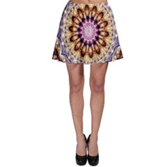 Dreamy Mandala Skater Skirt by designworld65