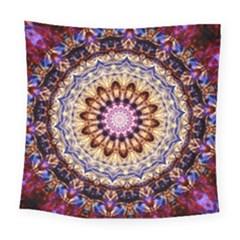 Dreamy Mandala Square Tapestry (large) by designworld65