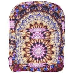 Dreamy Mandala Full Print Backpack by designworld65