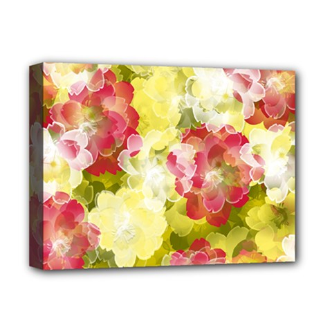 Flower Power Deluxe Canvas 16  X 12
