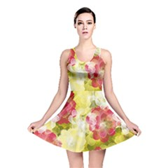 Flower Power Reversible Skater Dress
