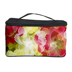 Flower Power Cosmetic Storage Case