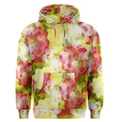 Flower Power Men s Pullover Hoodie