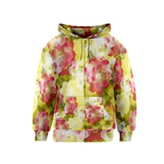 Flower Power Kids  Zipper Hoodie