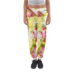 Flower Power Women s Jogger Sweatpants