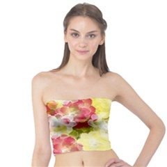 Flower Power Tube Top