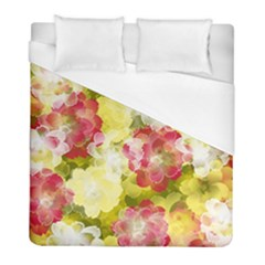 Flower Power Duvet Cover (full/ Double Size)