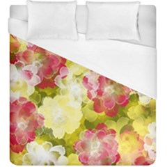 Flower Power Duvet Cover (king Size)