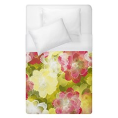 Flower Power Duvet Cover (single Size)