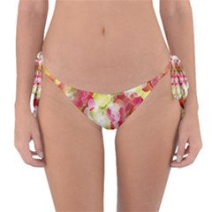 Flower Power Reversible Bikini Bottom