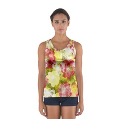 Flower Power Sport Tank Top