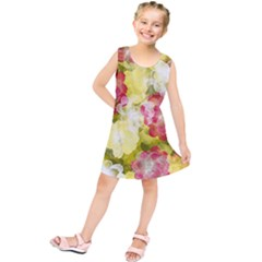 Flower Power Kids  Tunic Dress