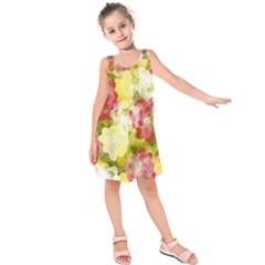 Flower Power Kids  Sleeveless Dress