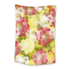 Flower Power Small Tapestry