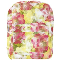 Flower Power Full Print Backpack
