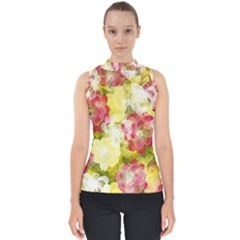 Flower Power Shell Top