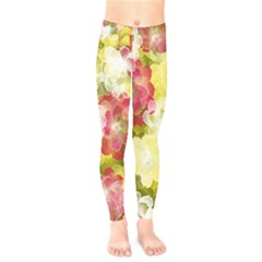 Flower Power Kids  Legging
