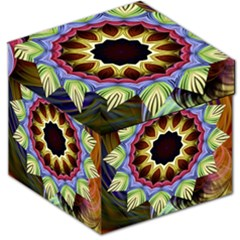 Love Energy Mandala Storage Stool 12