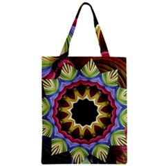 Love Energy Mandala Classic Tote Bag by designworld65