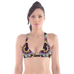Love Energy Mandala Plunge Bikini Top