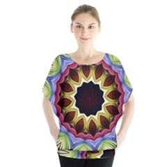 Love Energy Mandala Blouse