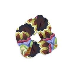 Love Energy Mandala Velvet Scrunchie