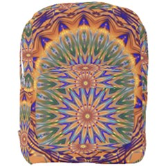 Powerful Mandala Full Print Backpack