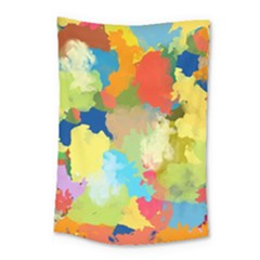 Summer Feeling Splash Small Tapestry by designworld65