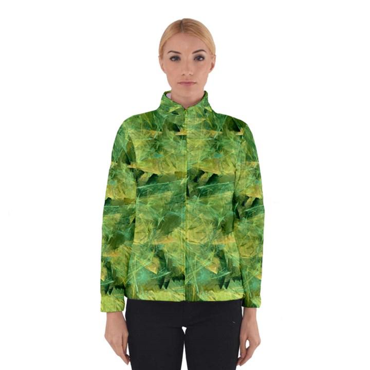 Green Springtime Leafs Winterwear