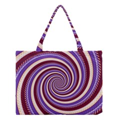 Woven Spiral Medium Tote Bag by designworld65
