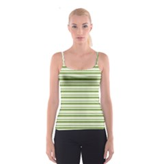 Spring Stripes Spaghetti Strap Top