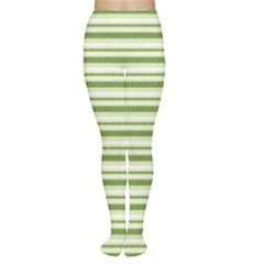 Spring Stripes Women s Tights