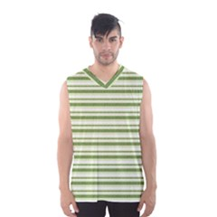 Spring Stripes Men s Basketball Tank Top