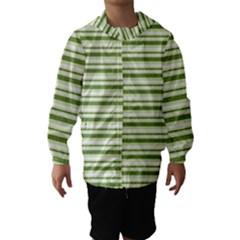 Spring Stripes Hooded Wind Breaker (kids) by designworld65