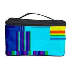 Colorful Endless Window Cosmetic Storage Case by designworld65