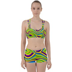 Summer Wave Colors Women s Sports Set by designworld65