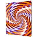 Woven Colorful Waves Apple iPad Pro 12.9   Hardshell Case View3
