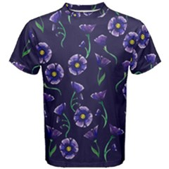 Floral Men s Cotton Tee