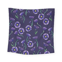 Floral Square Tapestry (small)