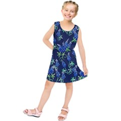 Bluebonnets Kids  Tunic Dress by BubbSnugg