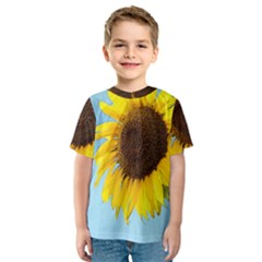 Sunflower Kids  Sport Mesh Tee