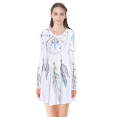 Dreamcatcher  Flare Dress