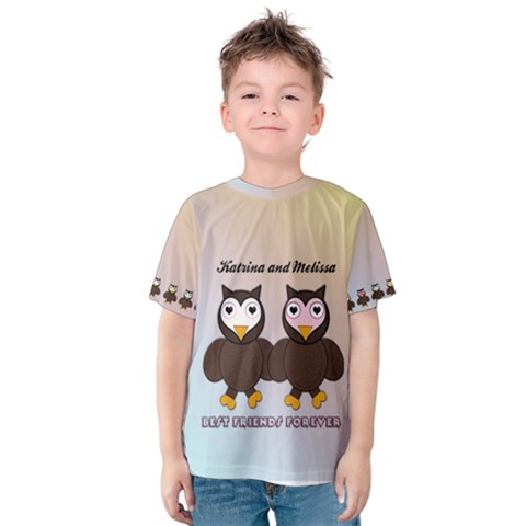 Kids  Cotton Tee