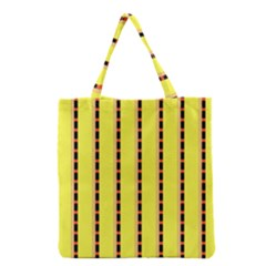 Pattern Background Wallpaper Banner Grocery Tote Bag by Nexatart