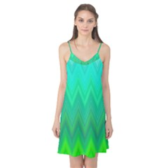 Zig Zag Chevron Classic Pattern Camis Nightgown