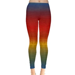Ombre Leggings  by ValentinaDesign