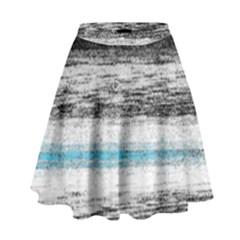 Ombre High Waist Skirt by ValentinaDesign