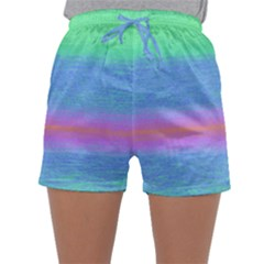Ombre Sleepwear Shorts