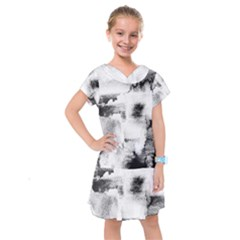 Ombre Kids  Drop Waist Dress