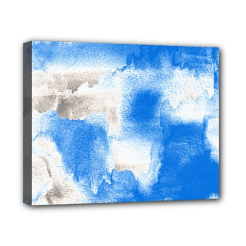 Ombre Canvas 10  X 8  by ValentinaDesign